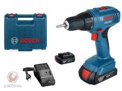 Bosch Аккумуляторная дрель-шуруповерт Bosch GSR 1800-LI Professional