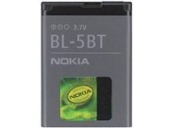 Nokia BL - 5BT (оригинальный аккумулятор Nokia)