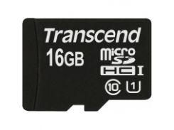Transcend 16 GB microSDHC UHS-I Premium TS16GUSDCU1