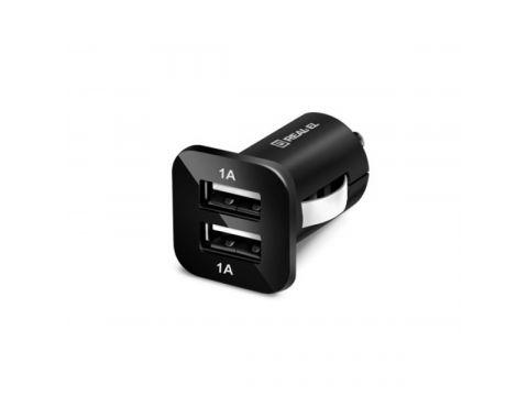 Зарядное устройство REAL-EL CA-22 USB автомобильное Киев