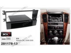 Рамка переходная ACV 281178-13 Kia Sorento II 2006-