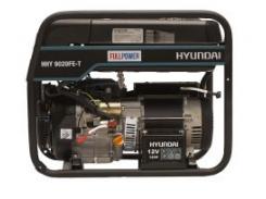 Бензогенератор Hyundai HHY 9020FE-T