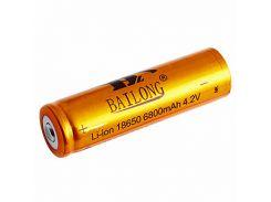 Аккумулятор Bailong 18650 4,2V 8800mAh