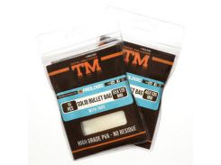 ПВА-пакет Prologic TM PVA Solid Bullet Bag W/Tape (15шт 40X100мм)