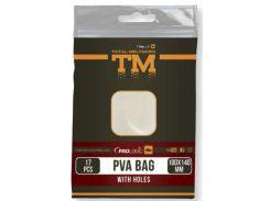ПВА-пакет Prologic TM PVA Bag W/Holes (17шт 100X140мм)