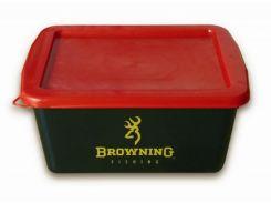Ведро для прикормки Browning Bait Box 17л с крышкой