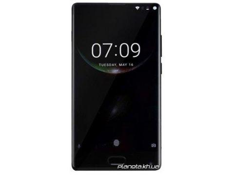 Мобильный телефон Doogee Mix 4/64GB Dual Sim Black (6924351616205) Харьков