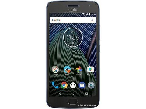 Мобильный телефон Motorola XT1676 Moto G5 Dual Sim Lunar Grey (PA610007UA) Харьков