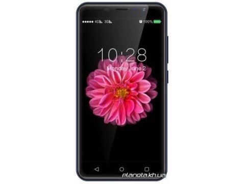 Мобильный телефон Nomi i5001 Evo M3 Blue (i5001 Evo M3 Blue) Харьков