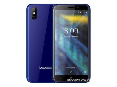 Мобильный телефон Doogee X50L DualSim Blue (6924351655037) Харьков