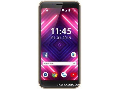 Мобильный телефон Assistant AS-401L Gold (О873293012407) Харьков