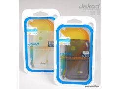 Jekod Чехол для Sony st21i Xperia Tipo Grey TPU Protective