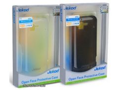 Jekod силиконовый чехол TPU Protective для Nokia C5-03 Black (JKTPUNOKC503)