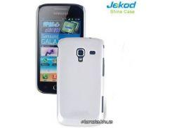 Jekod чехол Shine Case для Samsung i8160 Galaxy Ace 2 White (15687)