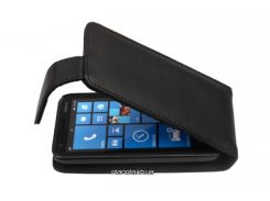 KeepUp Flip case для Nokia Lumia 620 Black
