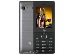 Мобильный телефон Fly FF244 Grey