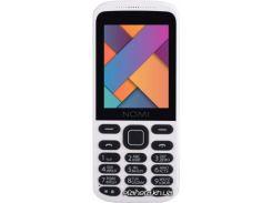 Мобильный телефон Nomi i244 White Red