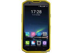 Мобильный телефон Sigma Х-treme PQ31 Yellow Black