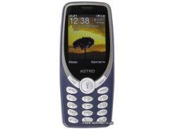 Мобильный телефон Astro A188 Navy (A188 Navy)