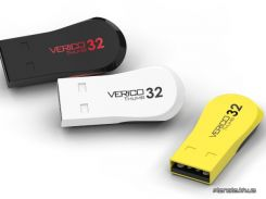 USB флешка Verico USB 32Gb Thumb White Black
