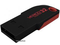 USB флешка Verico USB 8Gb Keeper Black Red