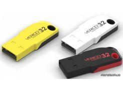 USB флешка Verico USB 8Gb Keeper Yellow Black 3.1