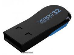 USB флешка Verico USB 8Gb Thumb Black Blue USB 3.1