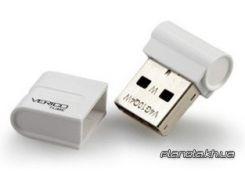 USB флешка Verico USB 8Gb Tube USB 2.0 White