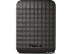 HDD-накопитель Seagate Maxtor M3 Portable 4TB Black (STSHX-M401TCBM)