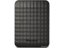 HDD-накопитель Seagate Maxtor M3 Portable 2TB Black (STSHX-M201TCBM)