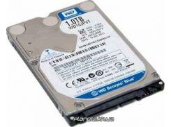 HDD-накопитель WD Scorpio Blue 1000Gb 8Mb 5400rpm (WD10JPVX)