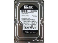 HDD-накопитель WD Caviar Black 500Gb 64Mb 7200rpm (WD5003AZEX)