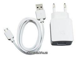 Huawei Сетевое зарядное устройство HW-050100C2W 5V 1A AAA класс White (белый)