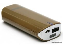 Портативная батарея ( PowerBank ) PowerPlant PB-LA9005 5200 mAh 1 USB, 1 A (PPLA9005)