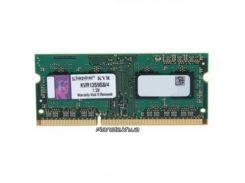 Оперативная память Kingston SoDIMM DDR3 4GB 1333 MHz (KVR13S9S8/4)