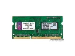 Оперативная память Kingston SoDIMM DDR3 4GB 1600MHz (KVR16S11S8/4G)