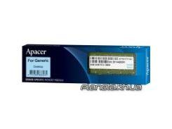 Оперативная память Apacer DDR3 4Gb 1600Mhz БЛИСТЕР (DL.04G2K.KAM)