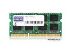 Оперативная память GOODRAM SoDIMM DDR3 4GB 1600MHz (GR1600S3V64L11/4G)