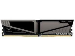Оперативная память Team DDR4 8GB 2400 MHz T-Force Vulcan Gray (TLGD48G2400HC1401)