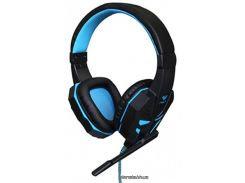 Наушники Acme Aula Prime Gaming Headset Black Blue (6948391256030)