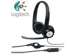 Наушники Logitech H390 (981-000406)