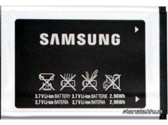 Аккумуляторная батарея Samsung AB463446BU 800 mAh (C3010,C3011,C3520,E1080,E1125,E2100,X200,M620,D520,E900,E210,E250,E2530) 6 мес. гарантии