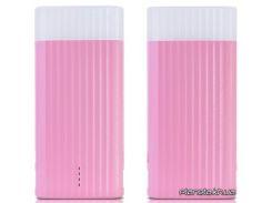 Портативная батарея ( PowerBank ) Remax Внешний аккумулятор Power Bank Proda Ice-Cream PPL-18 10000 mAh Pink