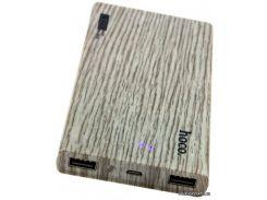 Портативная батарея ( PowerBank ) HOCO Универсальная мобильная батарея B17B 20000 mAh ель + чехол в комплекте