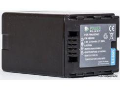 Аккумулятор для фото и видео PowerPlant Panasonic VW-VBN390 (DV00DV1346)