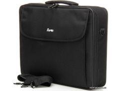 Cумка, рюкзак Porto PC-315 Black для ноутбука, планшета