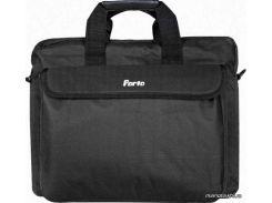 "Cумка, рюкзак Porto PC-15BK 15.6"" Black для ноутбука, планшета"