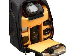 Рюкзак, сумка CASE LOGIC SLRC206 Black для фото и видеокамер