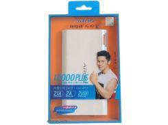 Портативная батарея ( PowerBank ) Arun li-pol J210 универсальная white 10000mA
