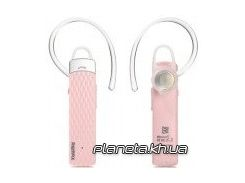 Гарнитура Remax Bluetooth - гарнитура RB-T9 Pink